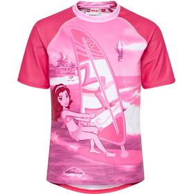LEGO wear Tanya 420 - T-shirt manches courtes Enfant - rose/rouge